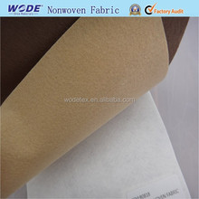Eco-friendly nonwoven needle punched fabric
