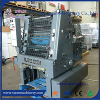 USED Heidelberg GTO 1 color offset Printing Machine Press GTO521