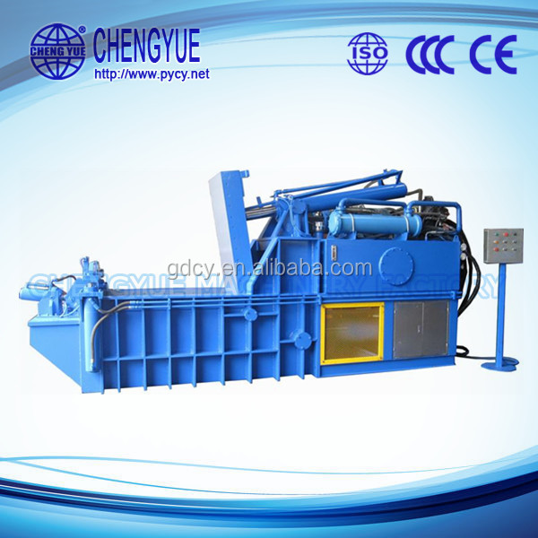 Guangzhou Canton Fair used scrap metal balers for sale