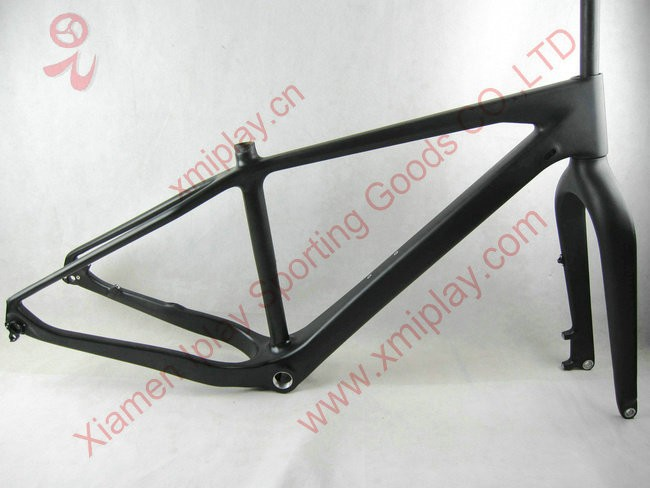 "Front 150mm rear 197mm fat bike carbon frame 26er fat tire frame 5.0"" fat tire bikes"