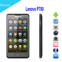 5 inch Lenovo P780 Android 4.2 smartPhone MTK6589 Quad Core 1.2GHz 8.0MP Camera Bluetooth WIFI GPS 4000mAh