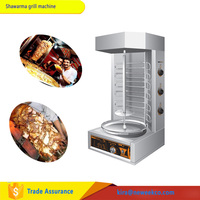 NEWEEK electric Stainless Steel Chicken Turkey Shawarma grill machine