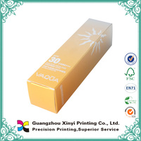 China supplier customized Printed beautiful design packaging paper box creative paper packaging box