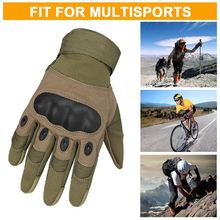Low Moq factory directly high quality tactical motorcycle racing gloves