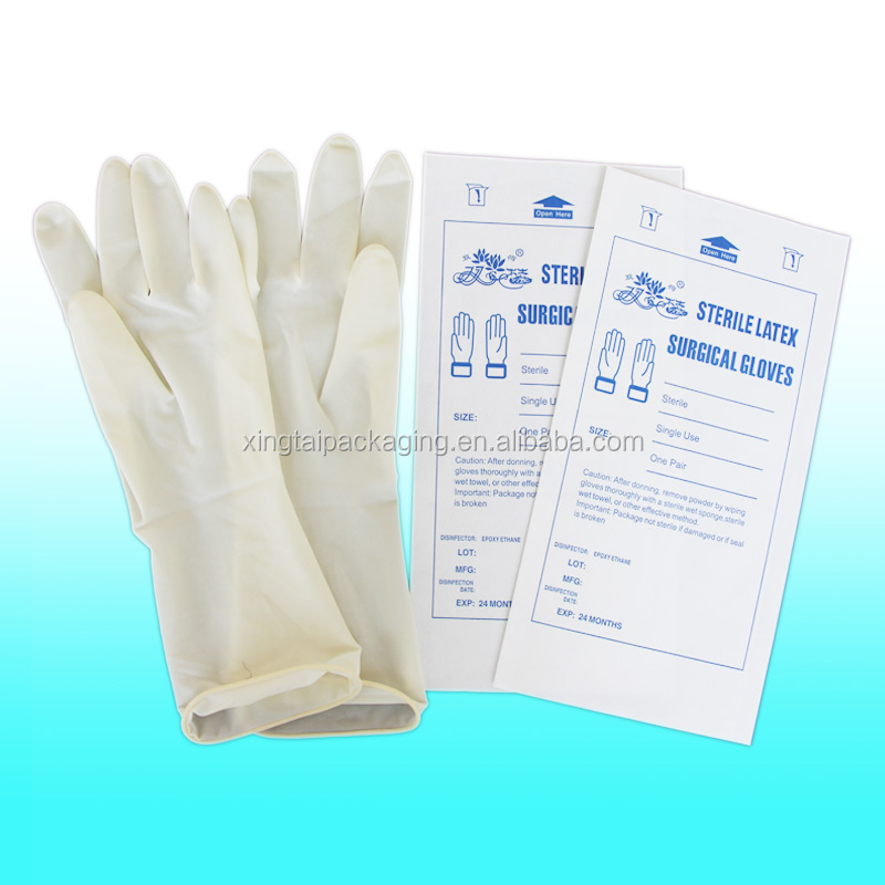 Manufacturer Direct Sales Surgical Gloves Wrap For Clinic