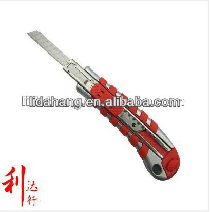 { 2013 LDH item} Telescopic knife LDH-B389 (3 blades indise)