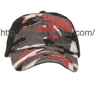 cheap baseball caps with camo pattern