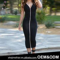 Over knee bodycon latest casual dress designs