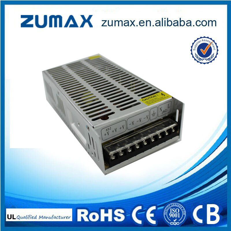 S-<strong>150</strong>-24 150W Switching Power Supply 24V 5A Open Frame Power Supplies