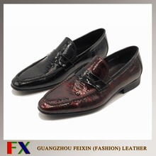 Wholesale products new design stylish leather men loafer shoes best sales products in alibaba
