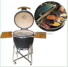made in China home ,outdoor healthy picnic big black egg ceramic kamado bbq grill