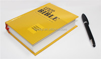 wholesale 15x15.5cm english verison holy bible/good news bible with deuterocanonical books