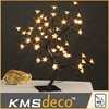 IP44(OD/ID)transformer artificial LED tree led cherry blossom tree light