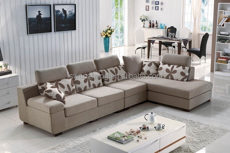 Sofa for living room furniture modern fabric corner sofa buy living