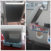 hot selling!!!!! MA-1 manual Food container sealer