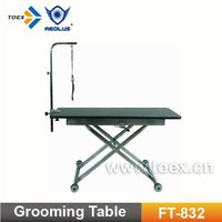 Air Lift Folding Pet Grooming Table FT-832