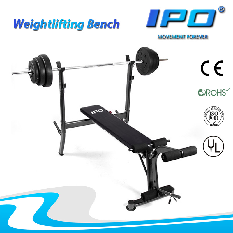 Home Sit Up Exercise Equipment Incline Decline Bench Type Weight Bench Press JZC001