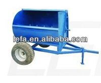 Agricultural fertilizer spreader cart for Europe Market
