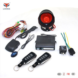 Universal car cruise control remote vibrating car alarm