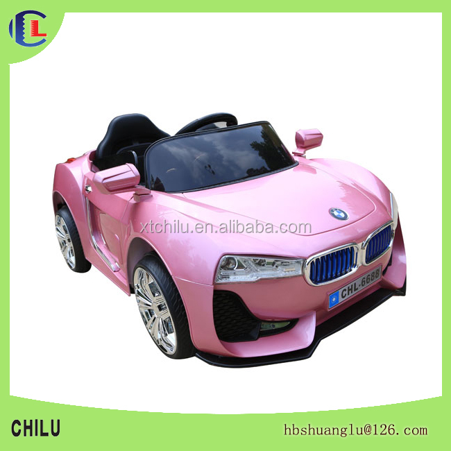 most popular kids small toy car 12V toy car for girls/small baby toy car fo sale