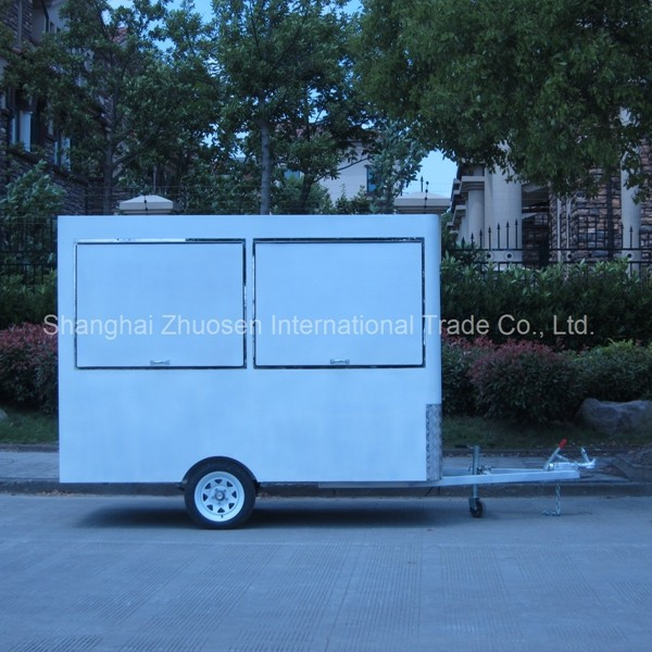 Special Offers Mobile Fresh Juice Candy Bar Counter Cart Trailer with Unique Style