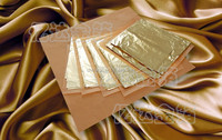 composition gold leaf for gilding and decorating furniture frame ceiling from chinese manufacturer