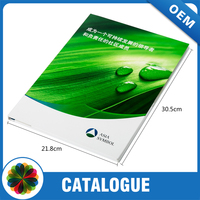Cheap Booklet Printing full color Brochure/Magazine/Catalogue full Color Booklet Printing