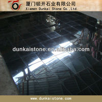 black granite floor tiles, indoor decorative stone