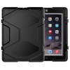Heavy Duty Armor Shock Proof Silicone Case For iPad 2 3 4 Universal Case With Detachable Kickstand