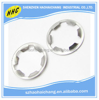 retainer spring aluminum cup washers