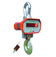 Integrated 1 ton, 3 ton,5 ton digital hang scale
