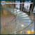 Tempered laminated glass for stair tread