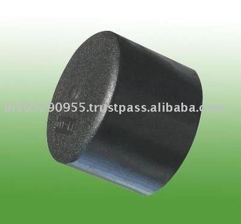 Sangir HDPE End Caps BW