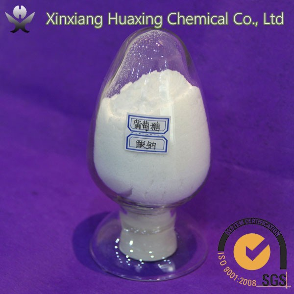 98% Sodium Gluconate as Electroplating complexing agent