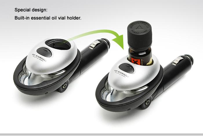 Car Aroma Diffuser ~ In car essential oil diffuser go carz