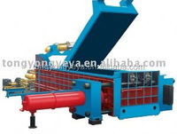recycling auto hydraulic used scrap metal balers