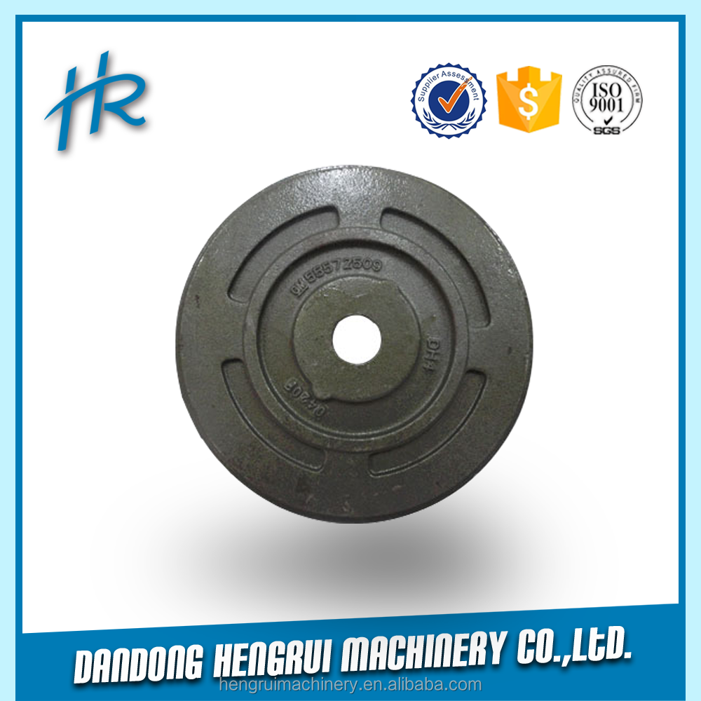 Engine Part Flywheel Engine Spare Parts Flywheel from Hengrui Machinery