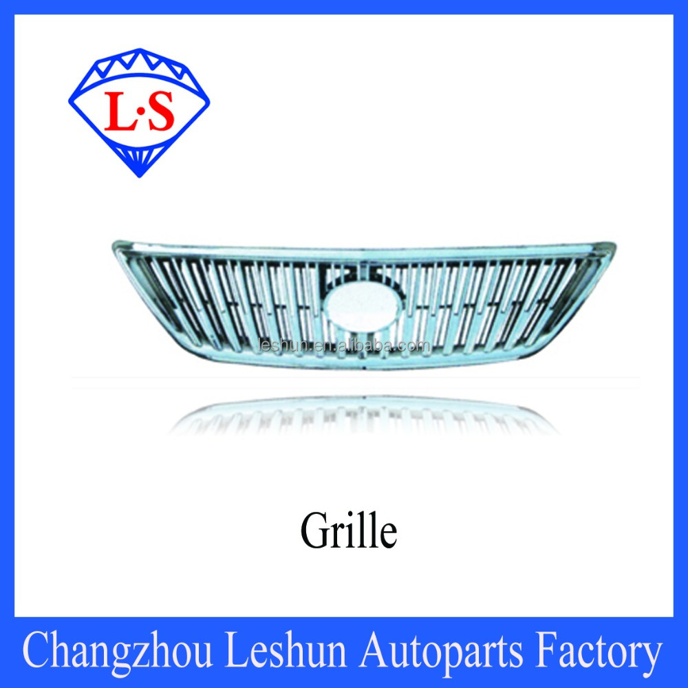 Factory supply Grille(Chromed) body kit for Lexus RX300