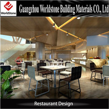 guangzhou restaurant counter restaurant furniture design