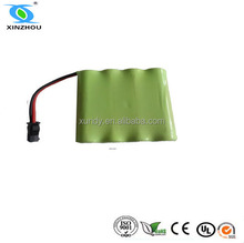 ni-mh rechargeable battery aaa 4.8v 700mah