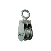 Chinese supplier for double pulley block