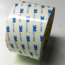 3M1600T PE Foam Double Sided Tape