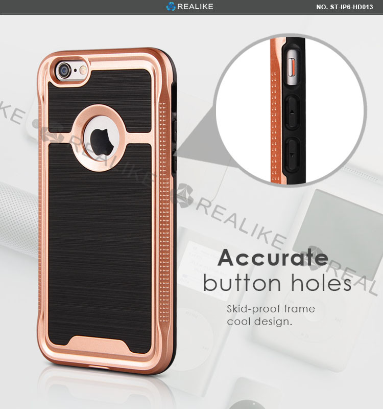 Good quality mobile phone solar phone case for iphone 6 cell phone