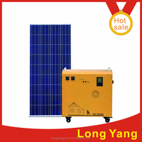 High efficiency 1kw portable solar power generator/solar power system for home/for sale,5V/12V/220V,pure sine wave