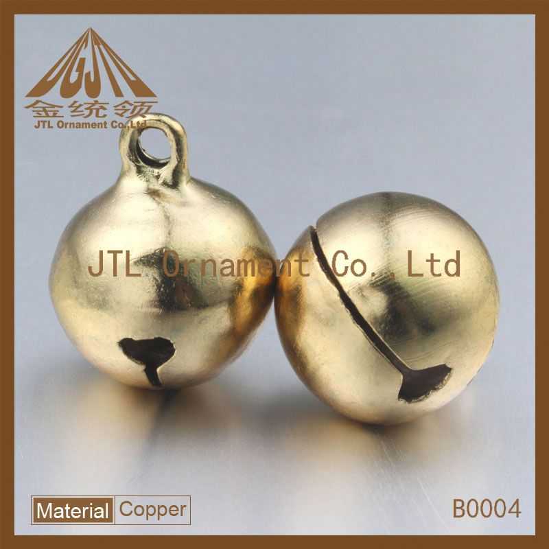 Hot sale Silver-plated small jingle Bells