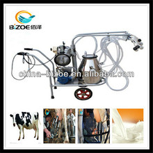 Convenient Practical Dairy Portable Types of Cow Milking Machine