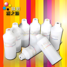 Dye sublimation ink for transparent swimsuits