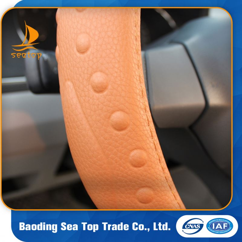 wholesale safe silicone material car accessories steering wheel cover