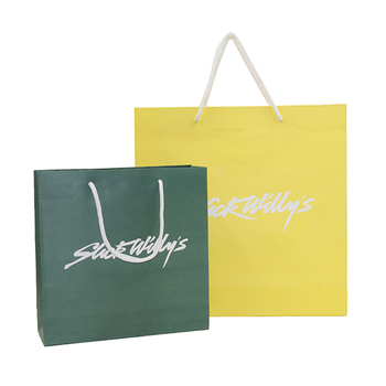 High Quality Custom Kraft paper Bags With handles
