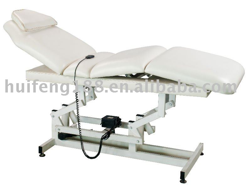 Hot sale beauty massage bed, beauty salon facial bed huifeng xc-602,electric facial bed